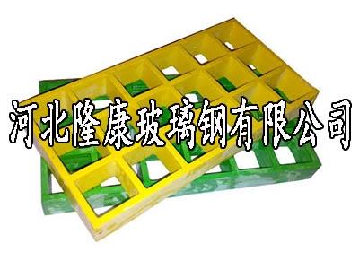 华北玻璃钢格栅