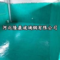 高质玻璃钢现场防腐