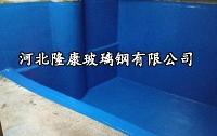 品质玻璃钢现场防腐