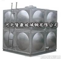 定做玻璃钢水箱