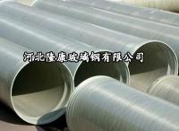 高质量玻璃钢夹砂管道